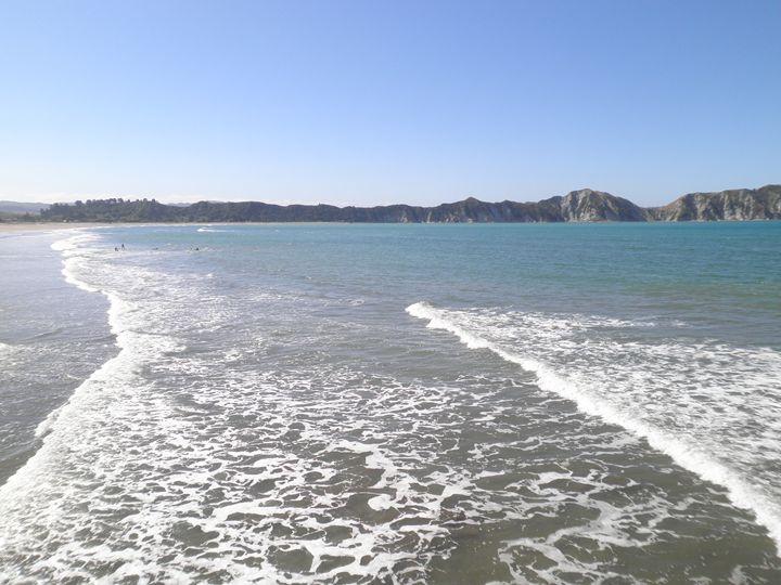 Never ending waves - PieChan Creations