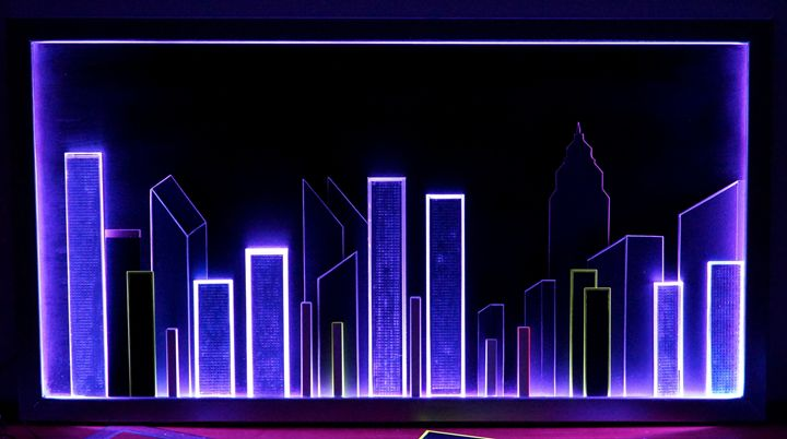 Silent city scape - SilentCityscapes