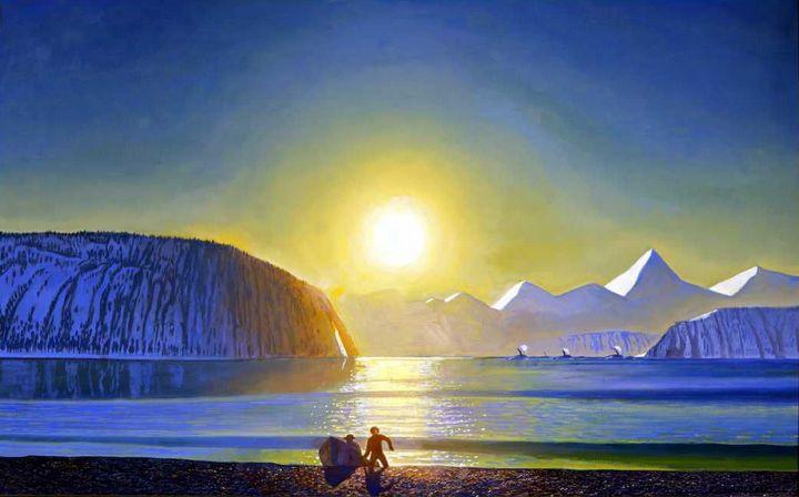 Resurrection Bay, Alaska - Jeanpaul Ferro