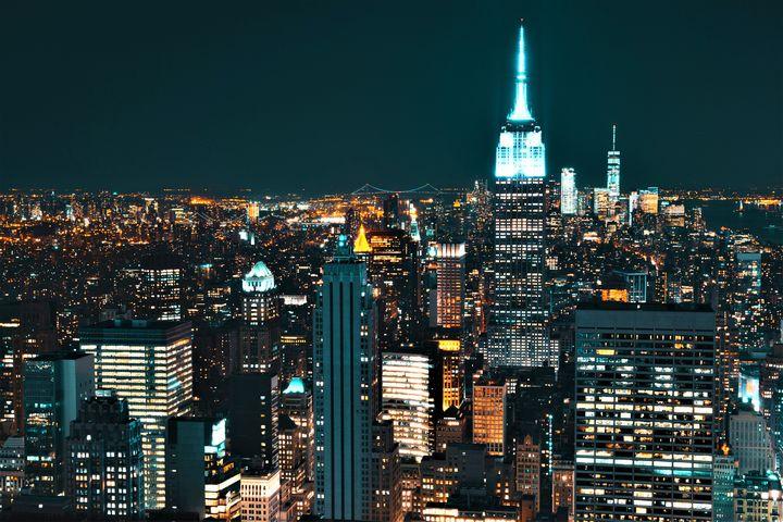 Empire State Building Cityscape - Jeanpaul Ferro