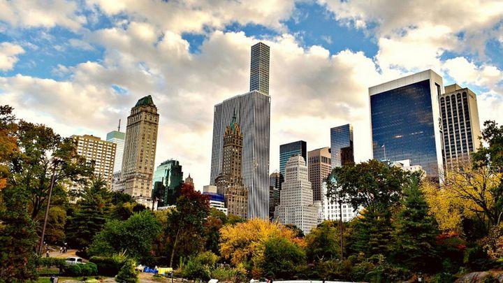 Central Park in the Summertime - Jeanpaul Ferro