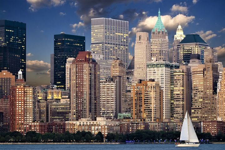 Dreams of New York in the Summertime - Jeanpaul Ferro