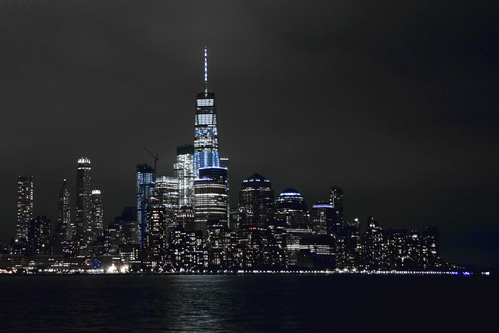 Freedom Tower and Lower Manhattan - Jeanpaul Ferro