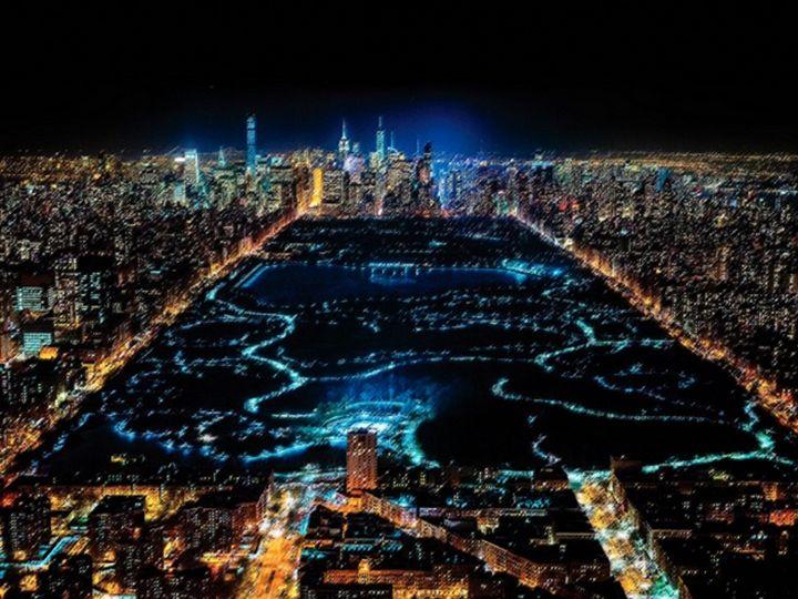 Central Park Midnight Oasis - Jeanpaul Ferro