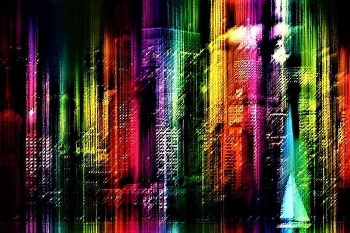 New York City in Lights - Jeanpaul Ferro
