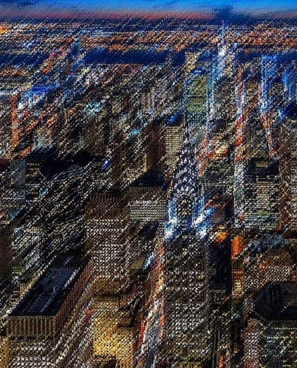 Chrysler Building Landscape - Jeanpaul Ferro
