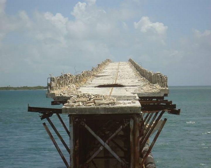 Bridge to Nowhere - Florida Keys - Jeanpaul Ferro