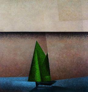 Emerald Sails Nautical Painting