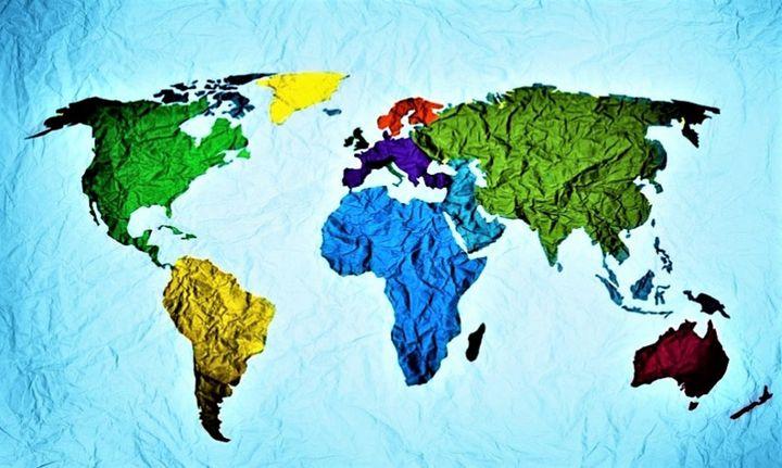 World Landscape by Jeanpaul Ferro - Jeanpaul Ferro