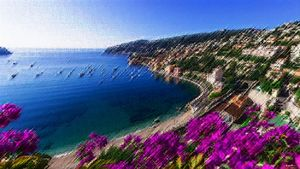 In the Bay, France by Jeanpaul Ferro