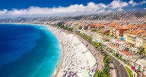 French Riviera by Jeanpaul Ferro