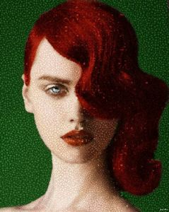 Everything on Red by Jeanpaul Ferro