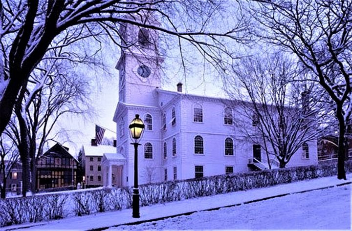 First Baptist Church - Providence - Jeanpaul Ferro