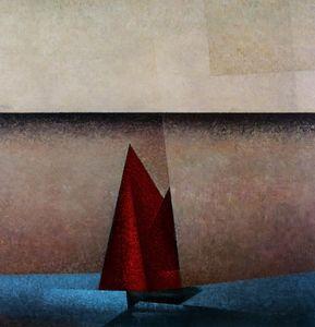 Red Sails at Dawn