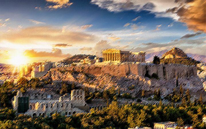 Acropolis, Athens by Jeanpaul Ferro - Jeanpaul Ferro