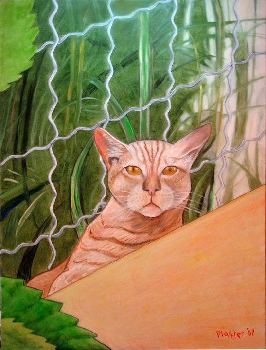Miami Lewie - Whimsical Artist Scott Plaster
