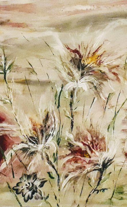 Fleurs sauvages - LC - Linda's Art