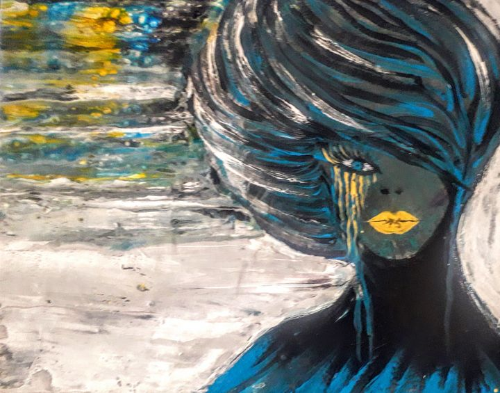 Black Beauty - LC - Linda's Art