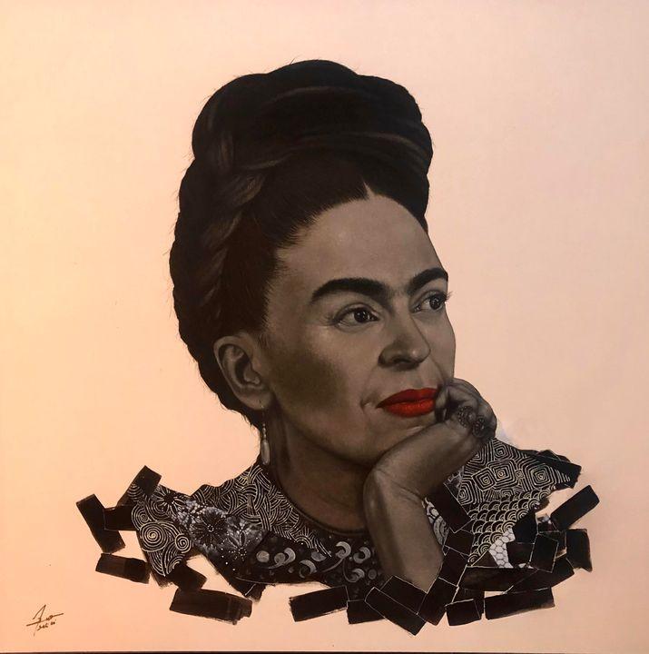Frida Kahlo - Agung (Nano) Prahwono