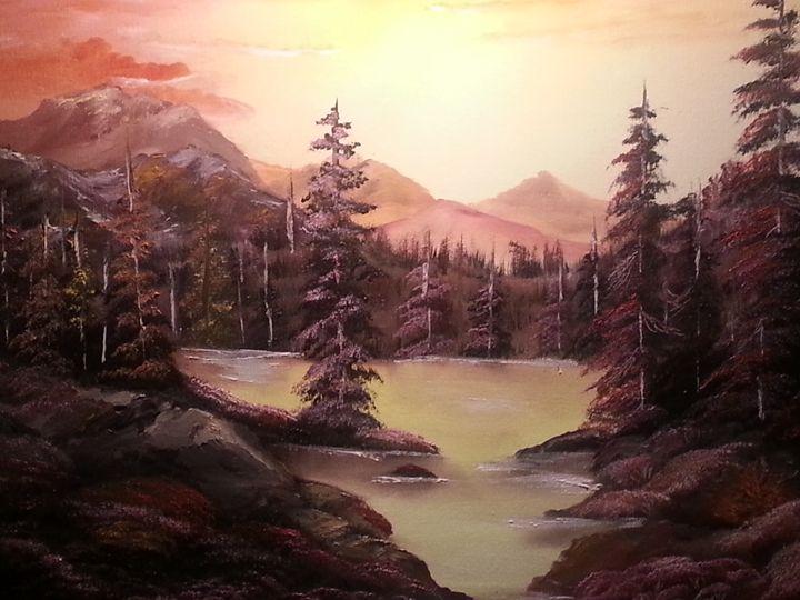 Sunrise -  Kitty1406