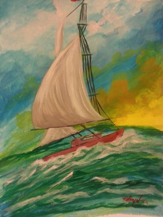 High Sea -  Kitty1406