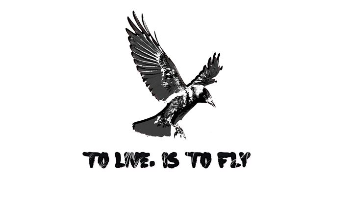 To live, is to fly - ShopArt