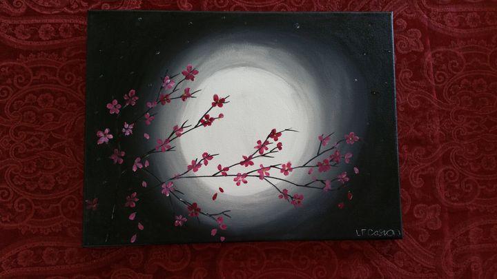 Cherry Blossom Tree - LatishasArtworkX