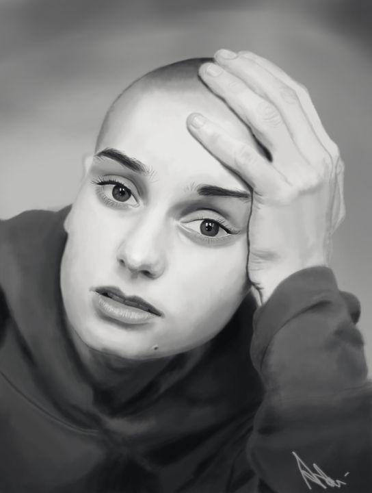 Sinéad O'Connor - Azanan