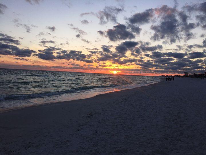 Florida Sunset - Melissa Howell