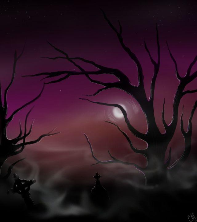 Graveyard - Midnight Fantasy