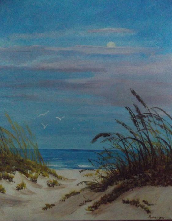 Sea Breeze - Rustic Heart