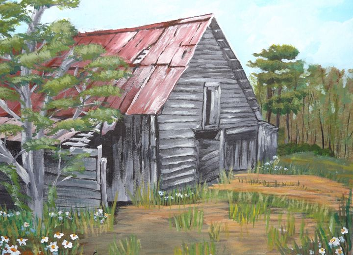 The Old Barn - Rustic Heart