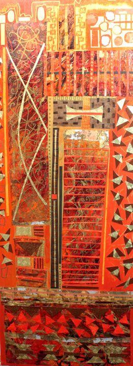 Dejah's Royal - Conjure Collage Art & Design