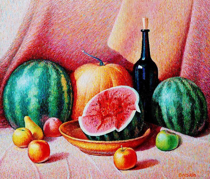 Watermelon flavor - Breskin