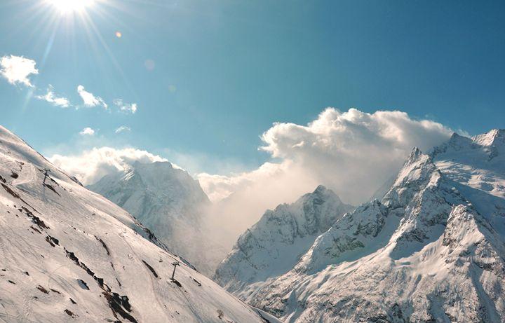 Mount Elbrus - ArtTochka