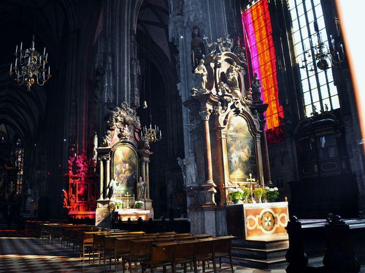 Cathedral - ArtTochka