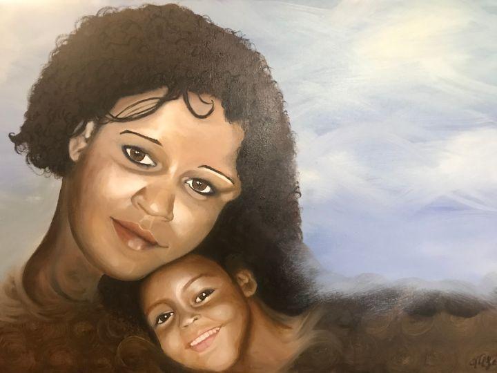 Mother's love - Manda Lee