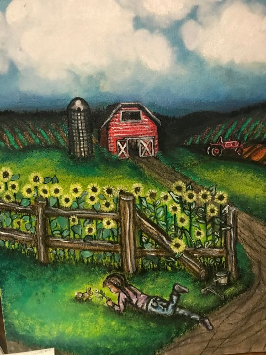 Farm life - Manda Lee