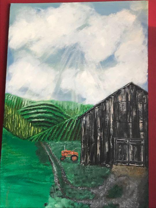 Morning Farm - Manda Lee