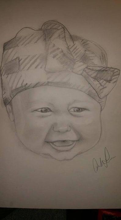 Baby girl - Manda Lee