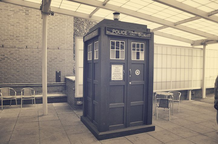 TARDIS - The Sweet Silence