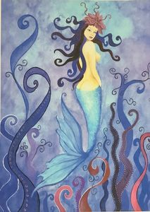 Saucy Mermaid