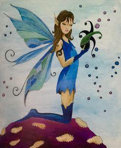 Bubble faerie