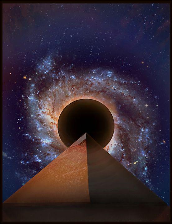 Galaxy (Dream part V) - M. Gallard