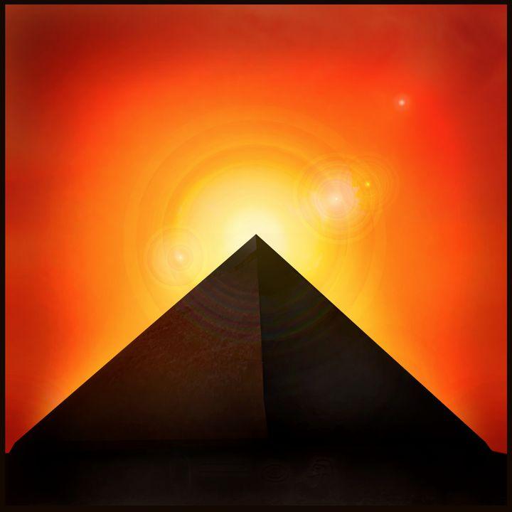 Amen Ra (Dream part II) - M. Gallard