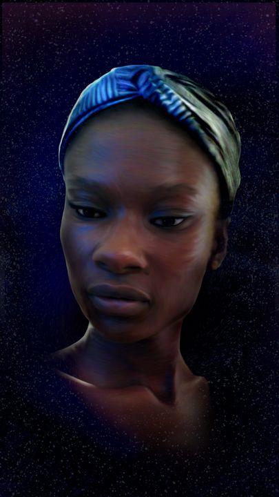 Sabian Goddess - M. Gallard