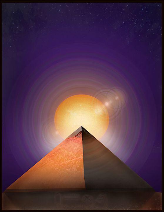 Amen Ra (Dream part III) - M. Gallard