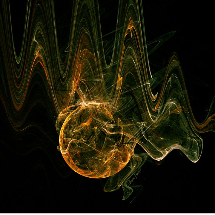 World Earth Waves Vibration - Jackie Flaten