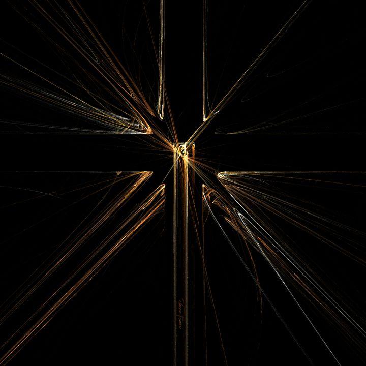 cross Christ Jesus Christian Spiritu - Jackie Flaten