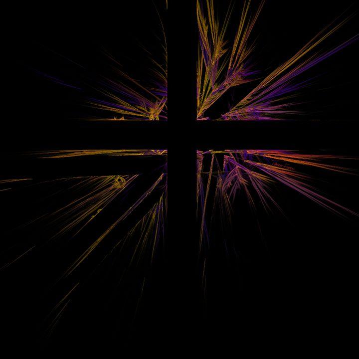 cross Christ Jesus Christian - Jackie Flaten